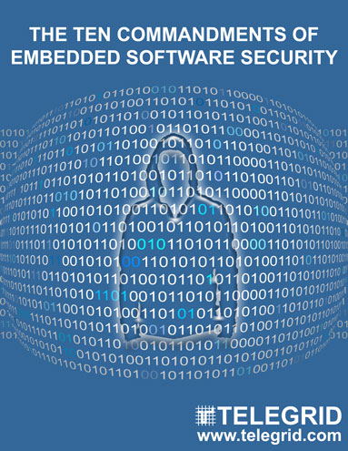 10 Commandments of Embedded Software Security