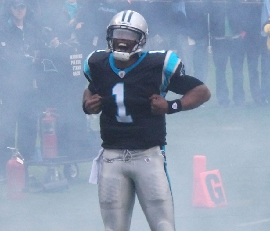 Cam Newton, Blizzards, and Cybersecurity