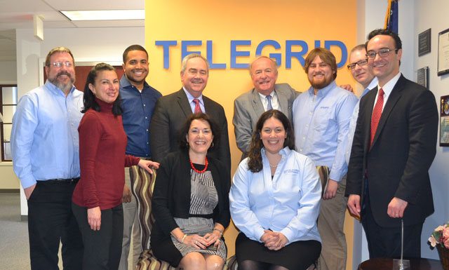 Q2 Newsletter: Congressman Frelinghuysen at TELEGRID