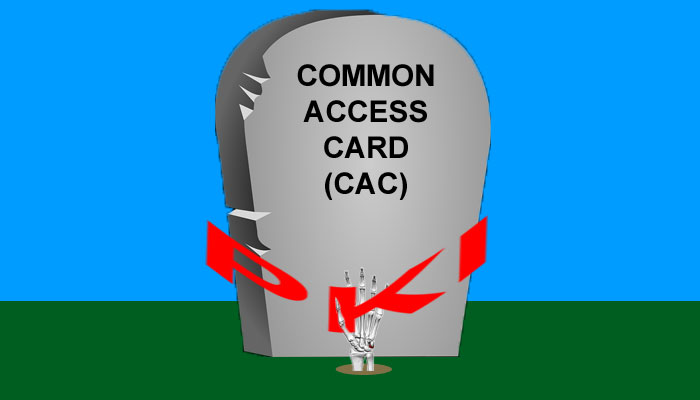 Does the death of the CAC mean the death of PKI?