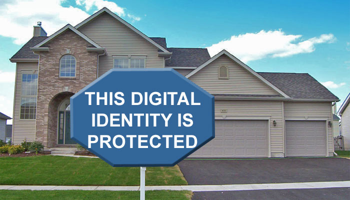 protect my possessions or my identity