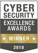 Cybersecurity Excellence Awards Gold Medal Winner